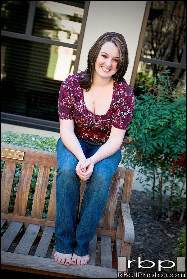 Riverside Graduation Pictures | CBU Graduation Portraits