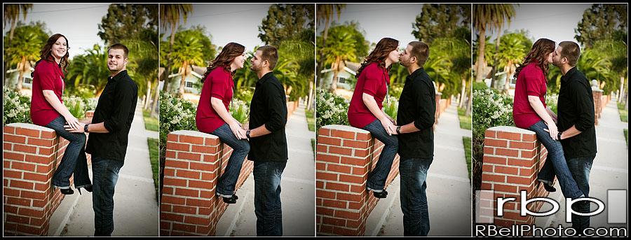 Corona engagement photography
