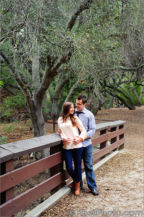 Anaheim engagement photography