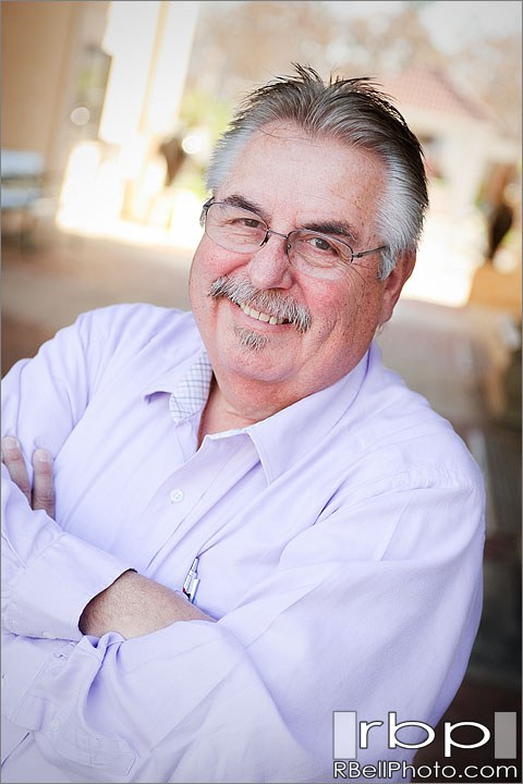 Chino Hills business portrait photography