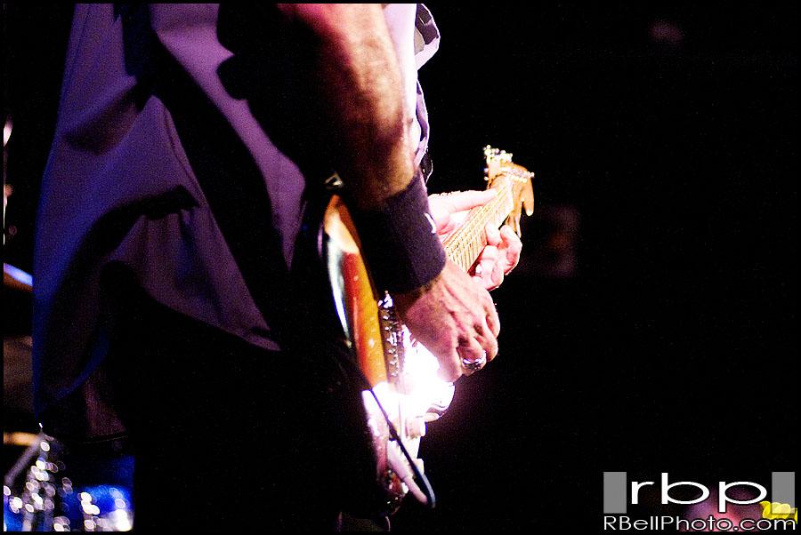 Rock Concert Photography