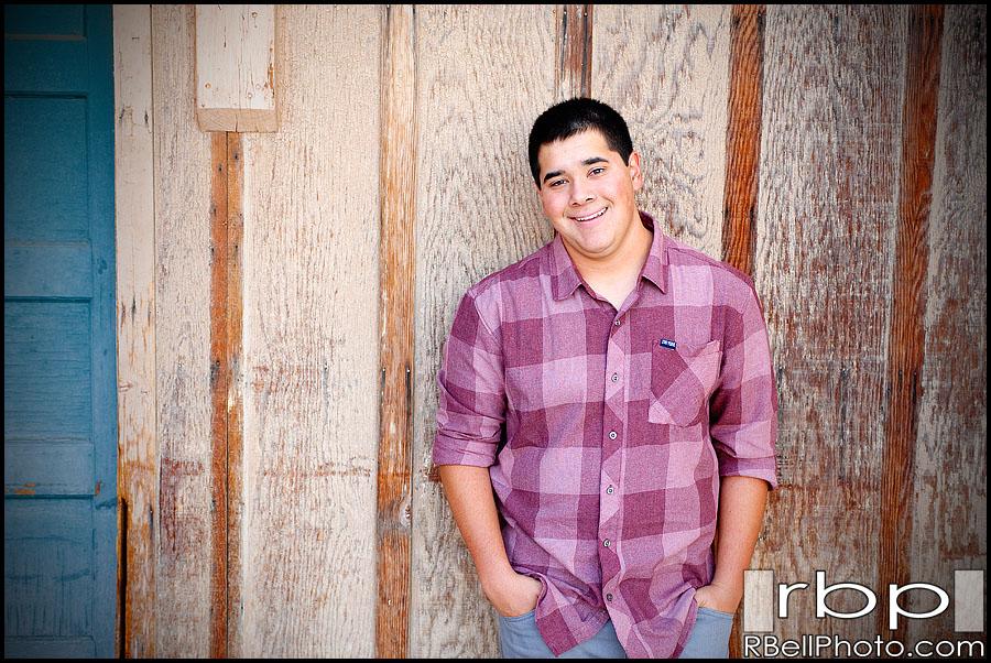 Corona High School Senior portrait Photography
