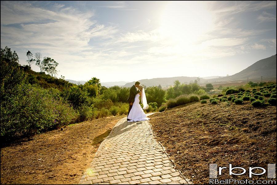 Valley Center Wedding Photographer | Keys Creek Lavendar Farm Wedding Photographer