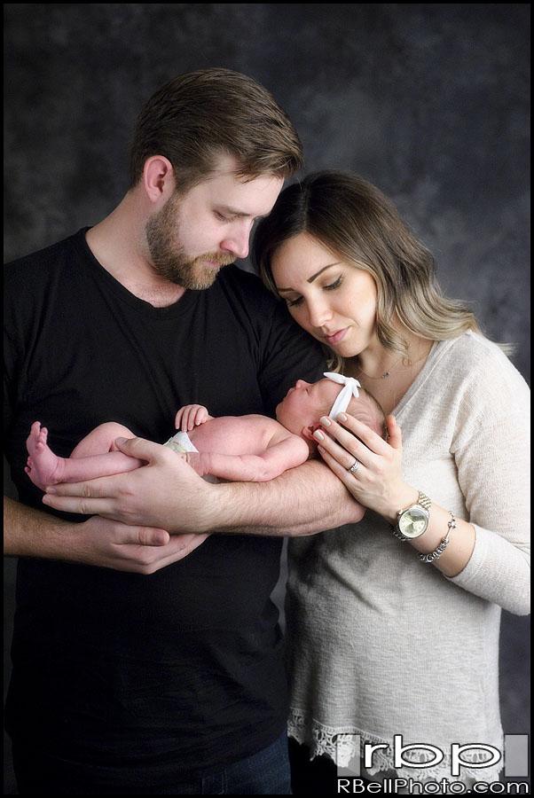 Corona Newborn Baby Photography