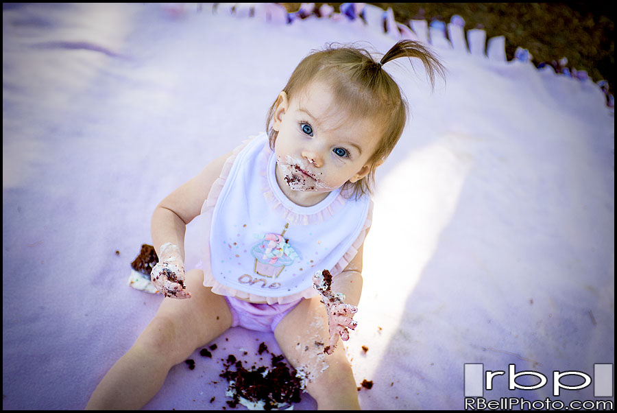 First Birthday Photography | Cake Smash Photography