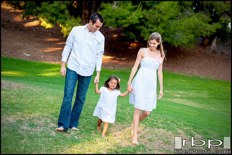 Corona family portrait photography