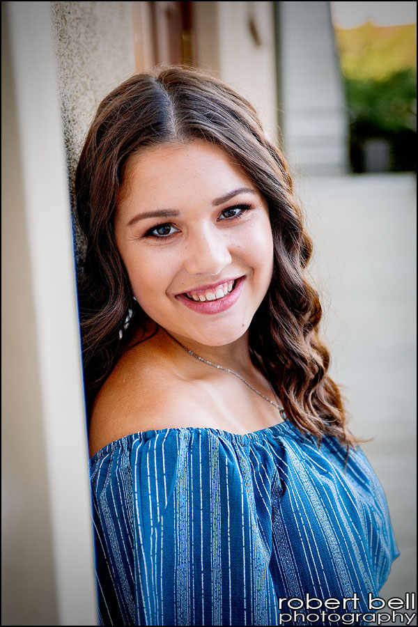 Corona Senior Portrait Photography | Home Schooled Senior Portraits