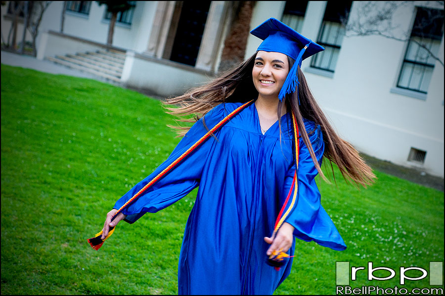 Eastvale Senior Portrait Photography | Roosevelt High School Senior Portraits