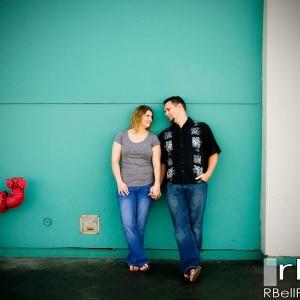 Huntington Beach Engagement Photography