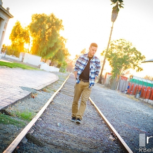 Redlands Senior Portrait Photography