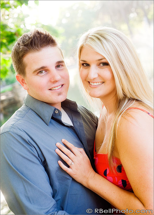 Christa + Chris – Engagement Photography – Orange CA and Laguna Beach CA