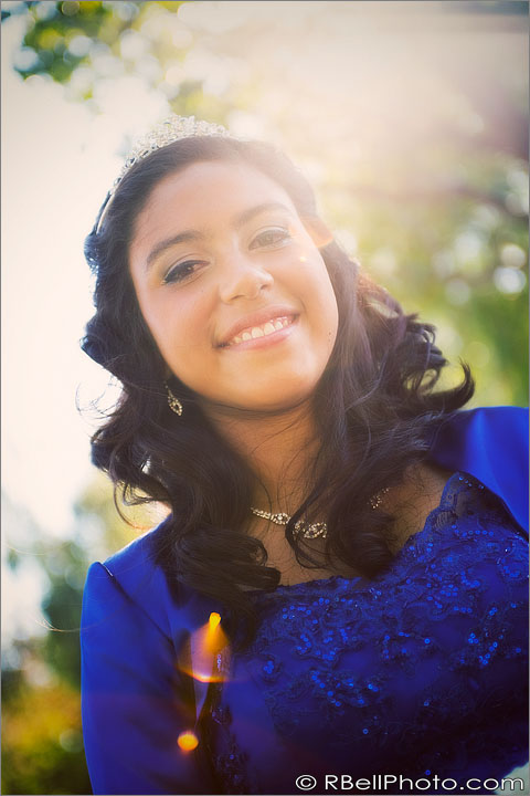 Rebecca's Quinceanera Photography – Temecula CA