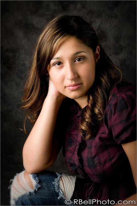 Laura Senior Portrait Photography – Eastvale, CA