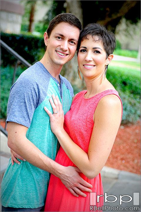 Kat + Ryan – Orange Engagement Pictures