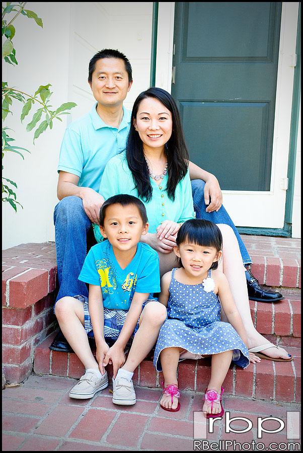 Li Family Portrait Session
