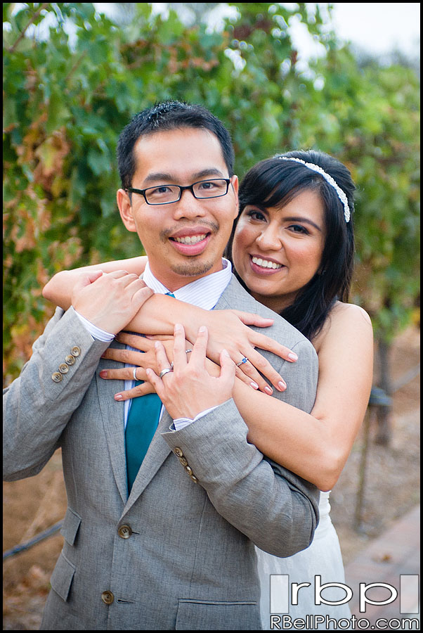 Stephanie + Matt – Temecula Wedding Photography