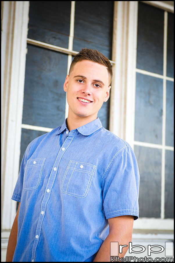 Kevin – Redlands Senior Portrait Photography