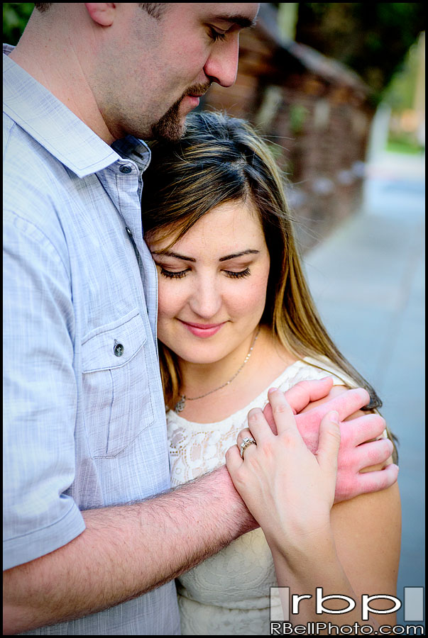 Shellie + Kyle – Riverside Engagement Pictures