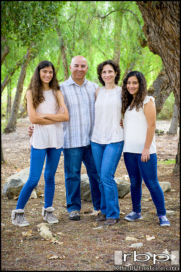 Valle Family Portrait Session