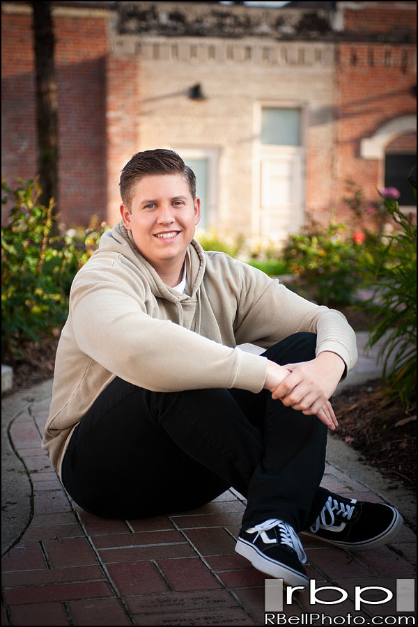 Josh – Corona Senior Portrait Photography