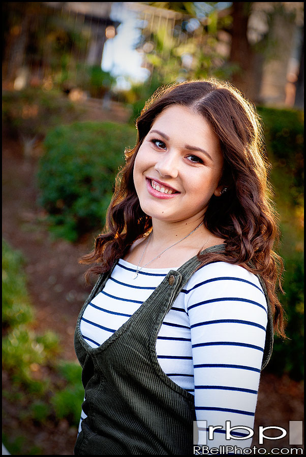 Holly – Corona Senior Portrait Photography