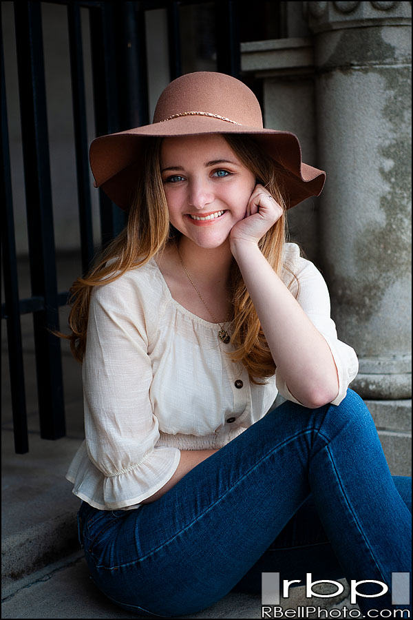 Sarah – Senior Portrait Photography