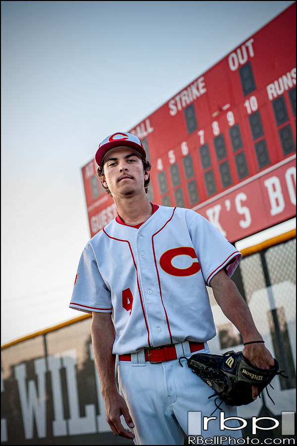 Zach – Corona Senior Portrait Photography