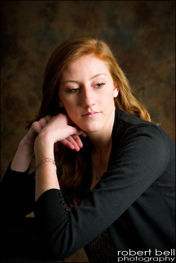 Senior portrait photography