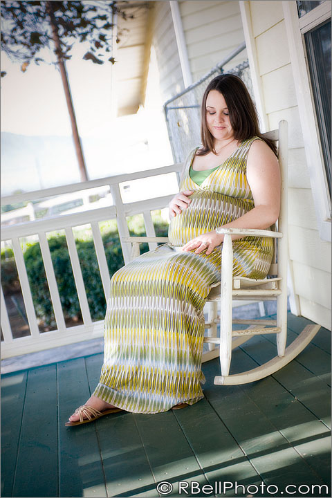 Corona Maternity Photography