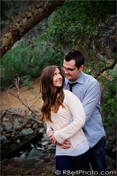 Anaheim engagement photography