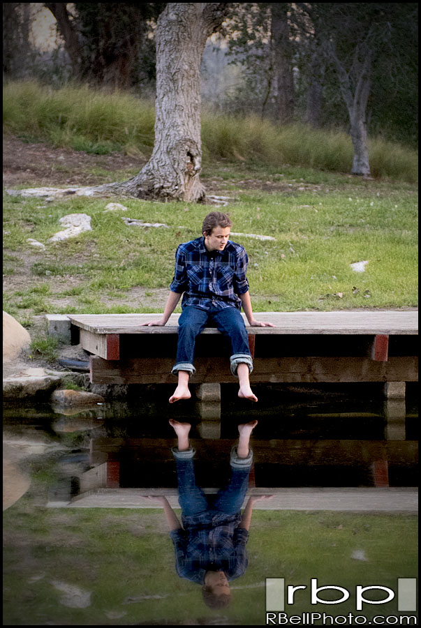 Corona Senior Portrait Photography | Christian Heritage School Senior Portraits