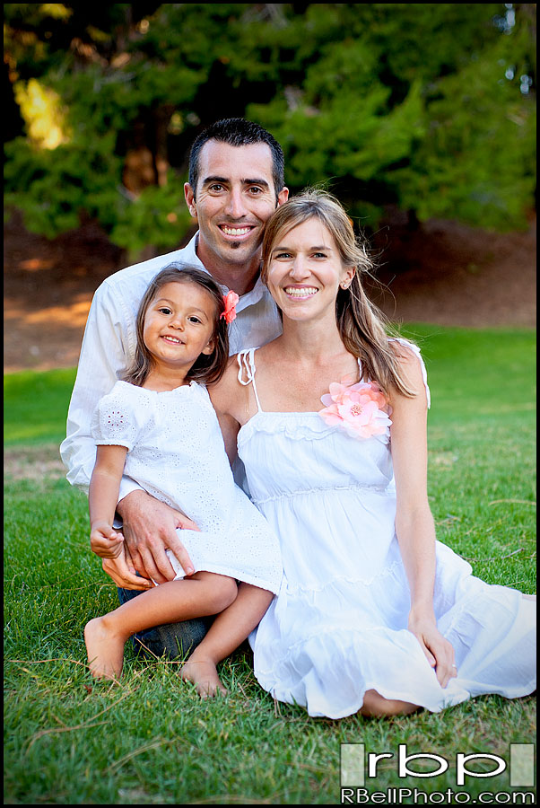 Corona family portrait photography