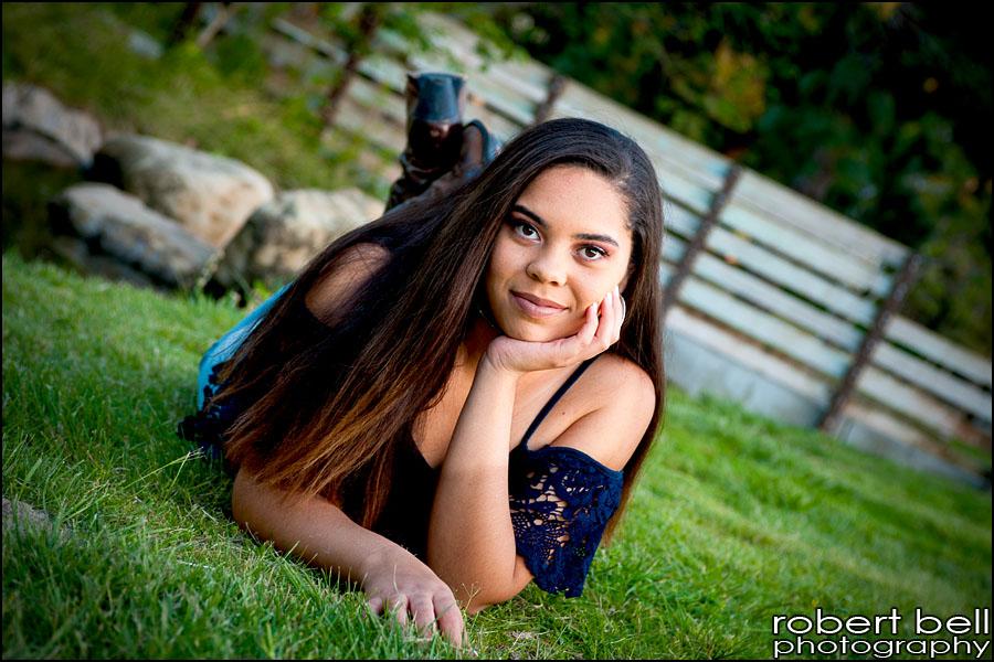 Corona Senior Portrait Photography | Santiago High School Senior Pictures