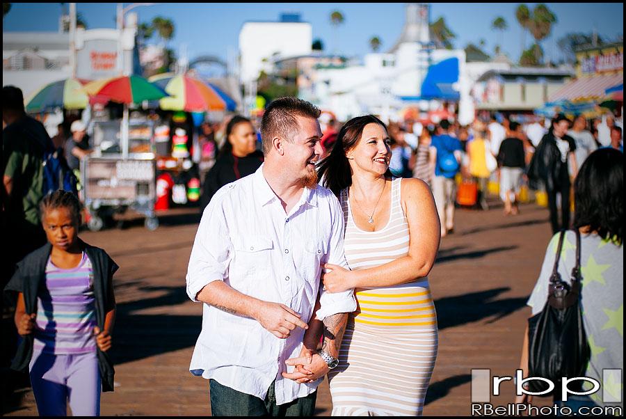 Santa Monica Engagement Pictures | Corona Engagement Pictures