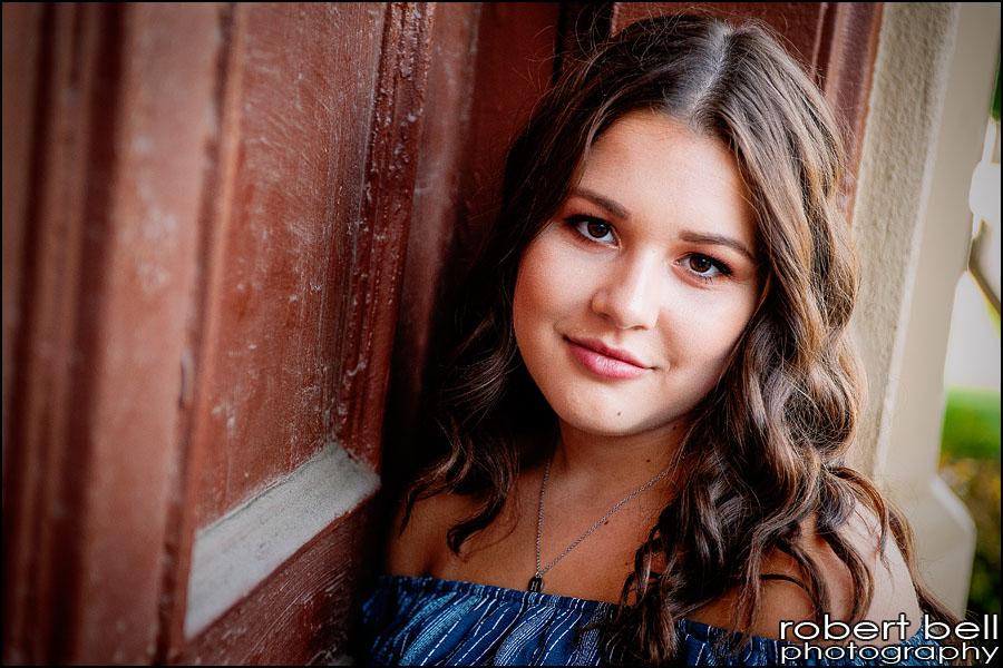 Corona Senior Portrait Photography | Home Schooled Senior Portraits