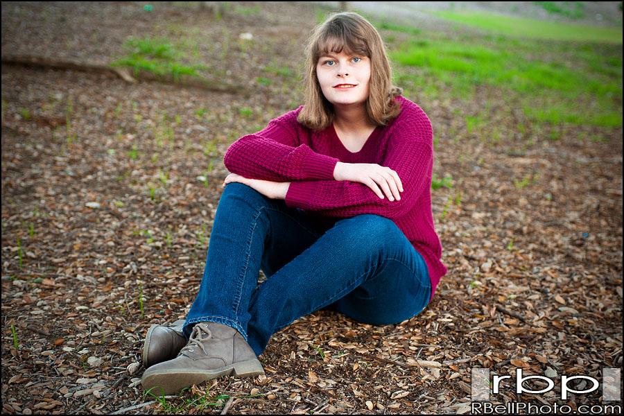 Autistic Senior Portrait Photography | Autism Awareness Month