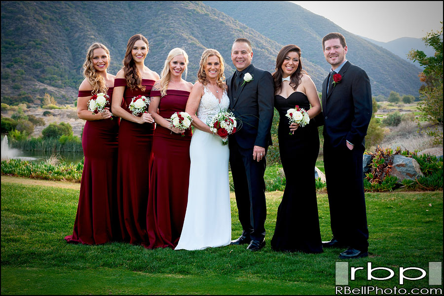 Corona Wedding Photography | Eagle Glen Golf Course wedding photography