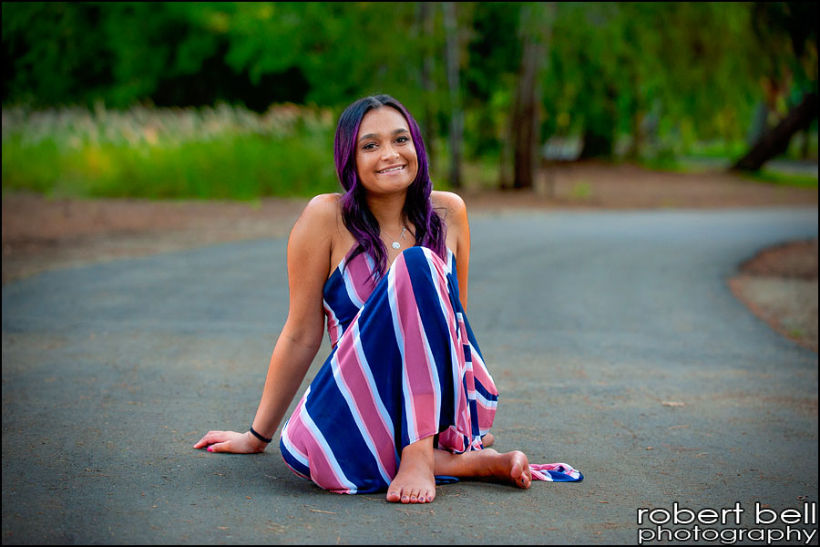 Corona Senior Portrait Photography | Santiago High School Senior Portraits