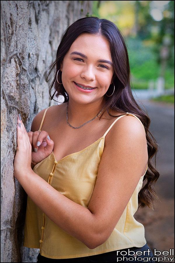 Redlands Senior Portrait Photography | Arrowhead Christian Academy Senior Portraits