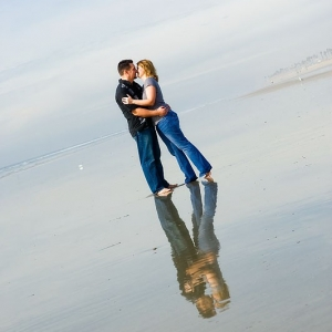 Huntington Beach Engagement Photography