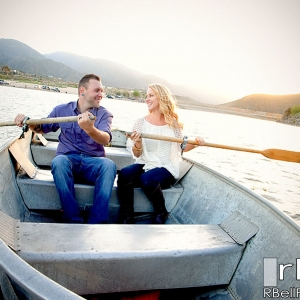 Corona Engagement Photography