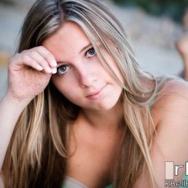 Laguna Beach Senior Portraits