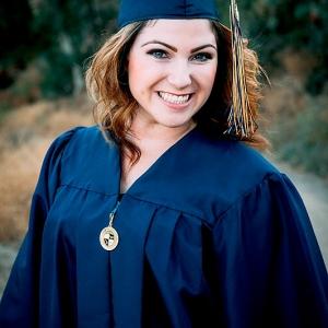 College Graduation Portrait Photography