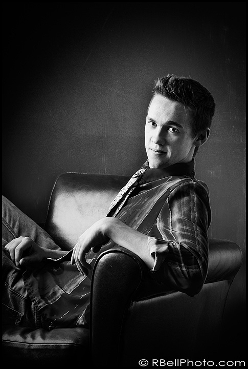 Justin – Senior Portrait Photography – Corona CA