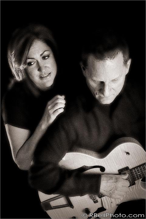 Nichole Preuss & Al Meyers Jazz Duo – Musician Photography – Corona CA