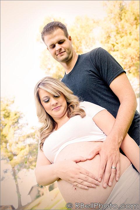 Jessica + Brad – Maternity Photography – Corona CA