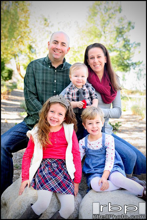 Jones Family Portrait Session
