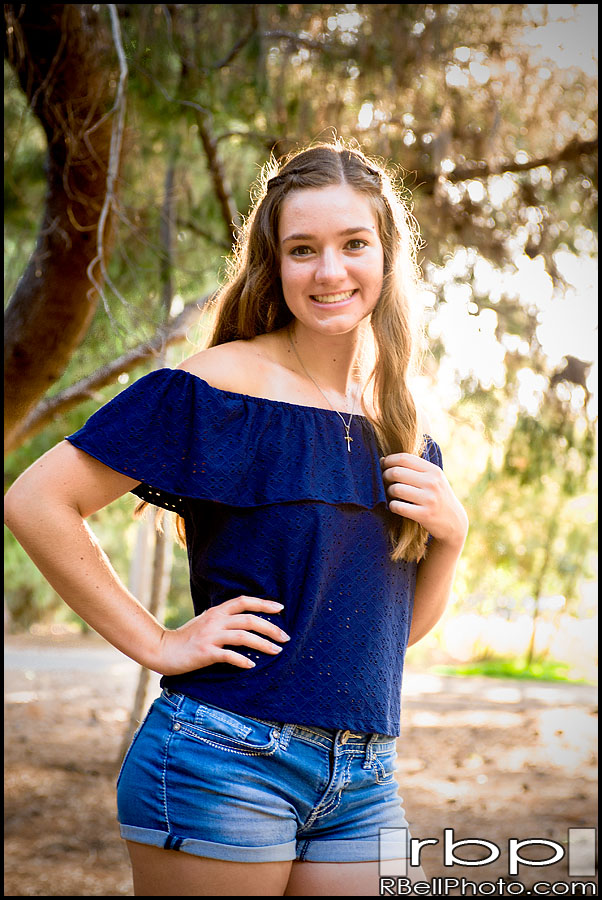 Emily – Corona Senior Portrait Photography