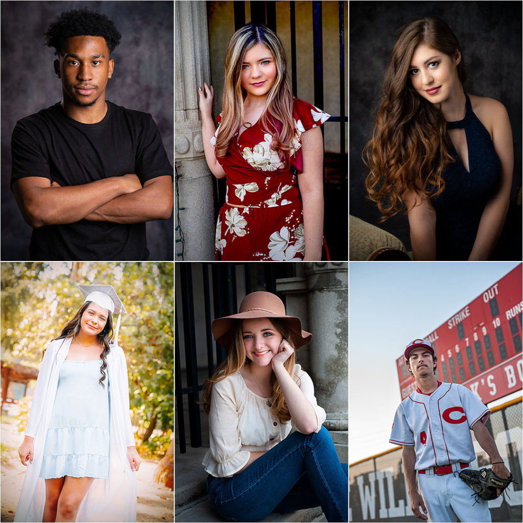 Corona Senior Portrait Photography